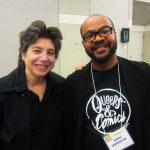 Jennifer Camper, andré carrington, organizers. Q&C 2015, NYC