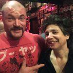 Justin Hall, Jennifer Camper, Q&C 2015, NYC