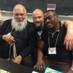Samuel Delany, Justin Hall, Darieck Scott, Q&C 2015, NYC