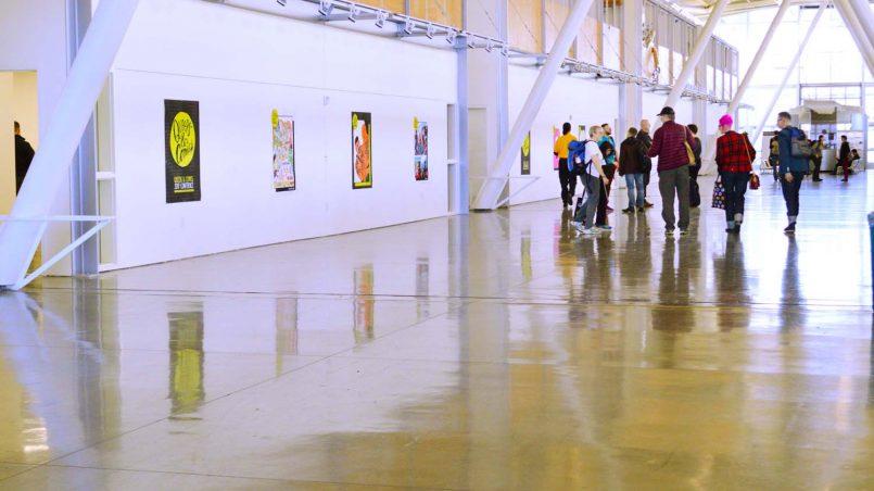 California College of the Arts. Q&C 2017, SF
