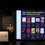 Mariko Tamaki, Keynote Presentation. Q&C 2017, SF.