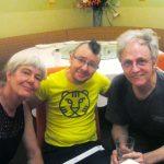 Mary Wings, Jiro Ghianni, Robert Triptow. Q&C 2015.