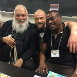Samuel Delany, Justin Hall, Darieck Scott, Q&C 2015, NYC
